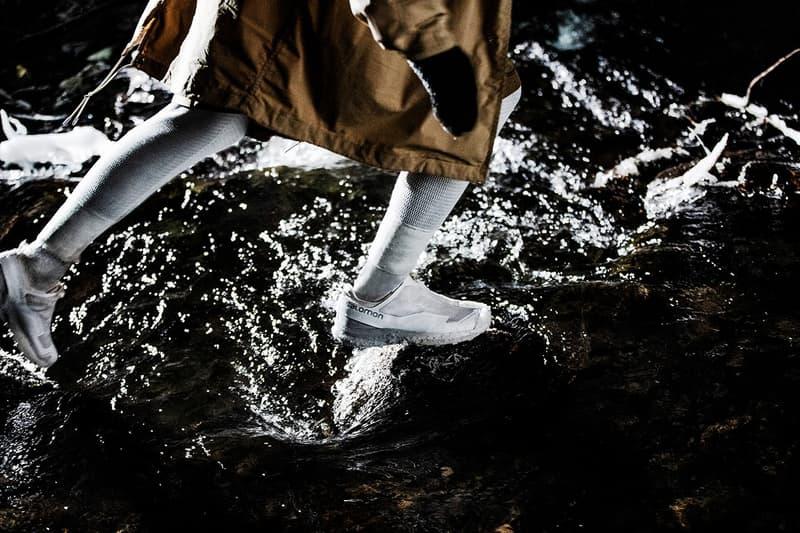 Fumito Ganryu x Salomon ULTRA 最新聯名鞋款正式登場