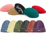 Supreme 2021 春夏帽款系列