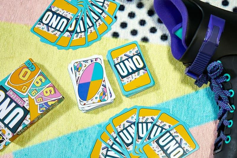 國民桌遊 UNO 50 週年系列復刻紀念版本正式登場