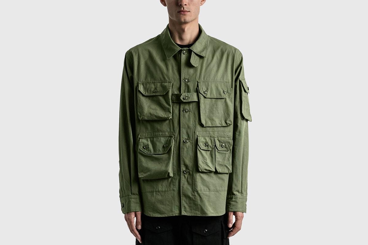 Human Made、Engineered Garments 等春季輕巧外套入手推介
