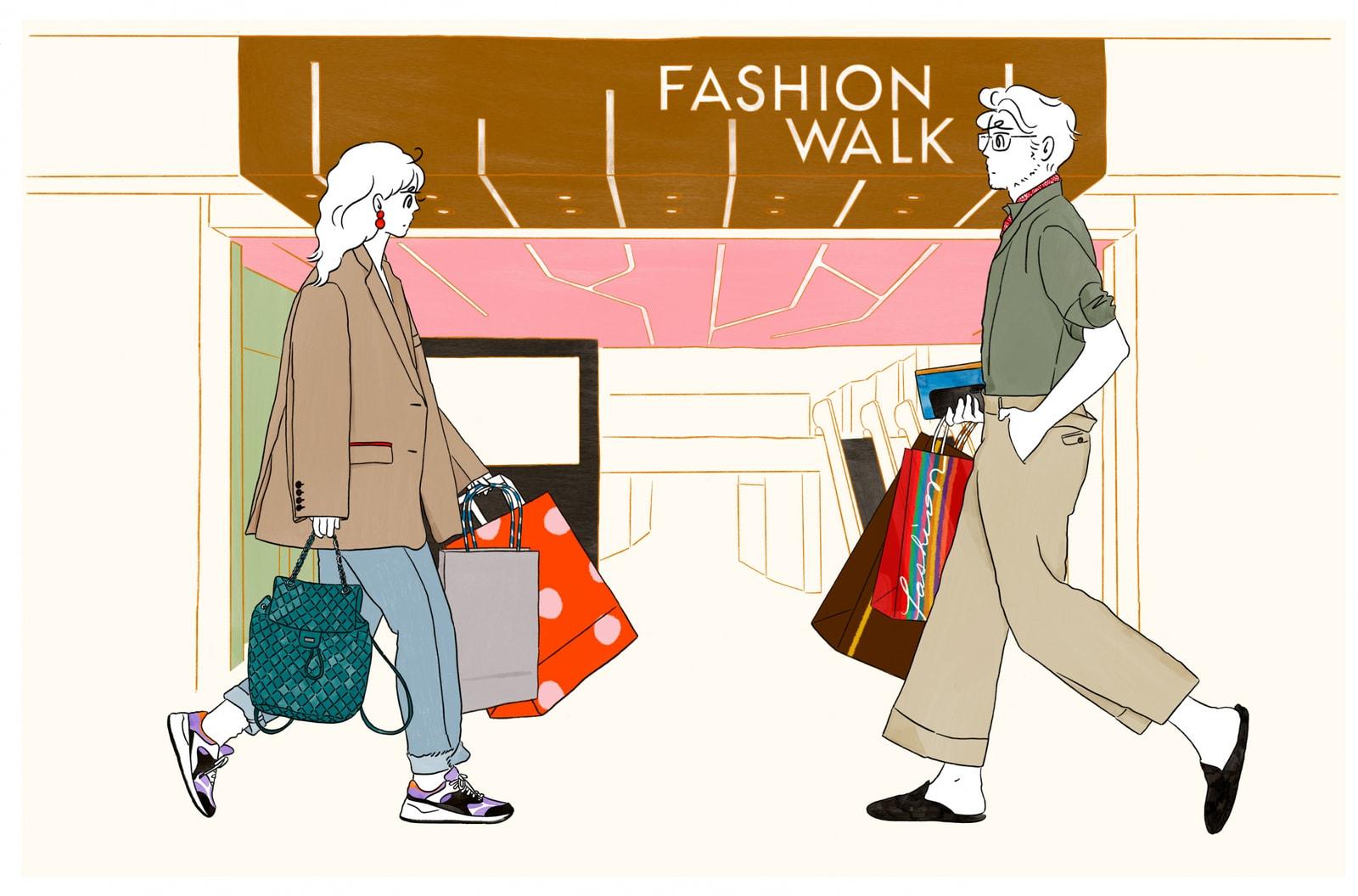 Fashion Walk 全新面貌,15 間時尚新店登場