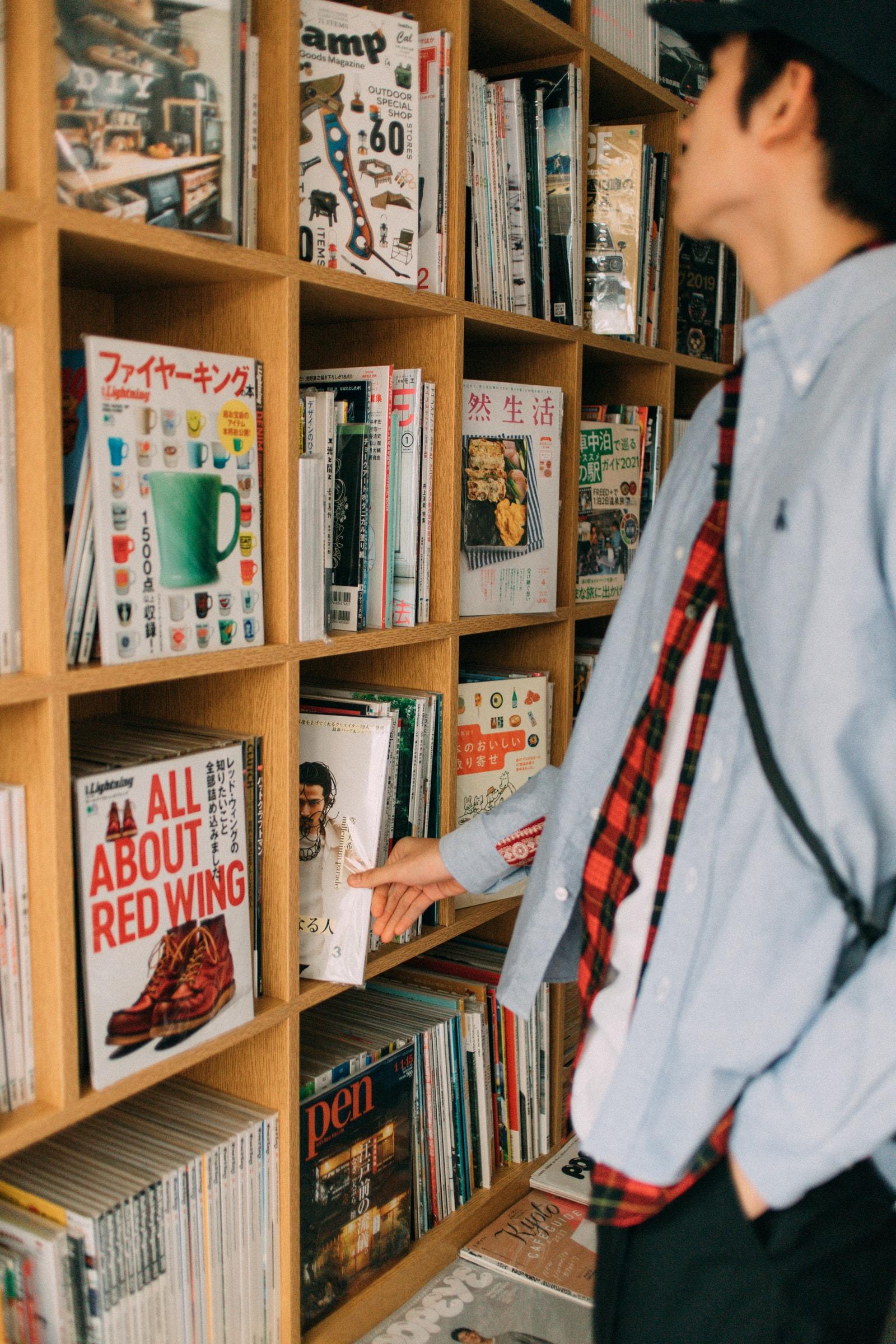 HBX Community Guide:走訪「日本書蟲」深水埗新店