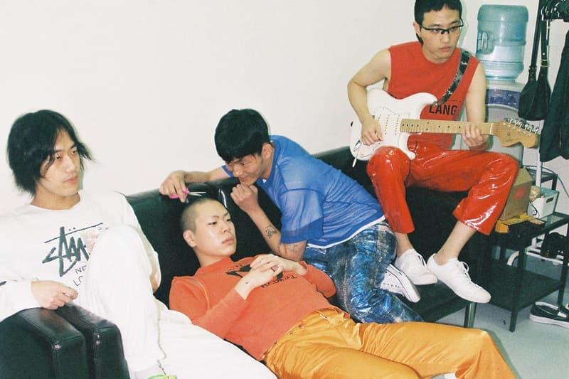 韓國人氣樂隊 HYUKOH 全新線上演唱會《Through Love》售票情報正式公開