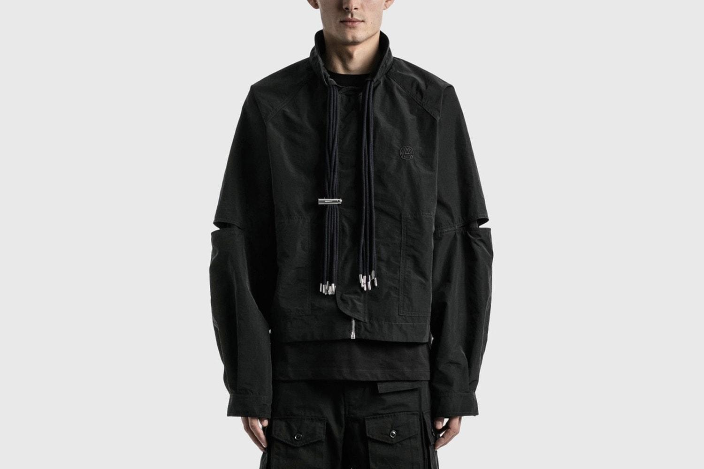 HYPEBEAST 嚴選「黑色服裝」單品推介