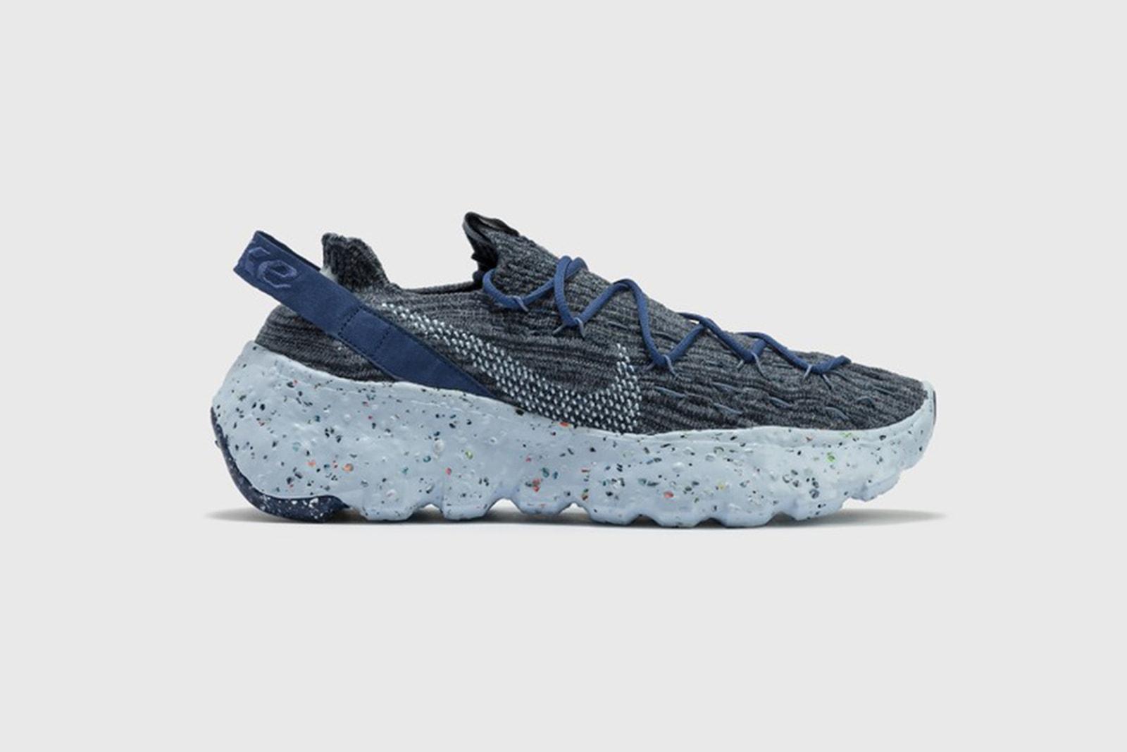 藍色鞋款單品推介