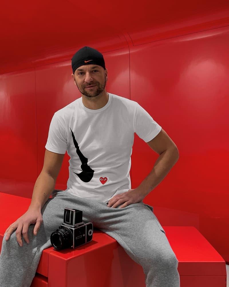 COMME des GARÇONS PLAY x Nike x Converse 全新宣傳大片正式發佈