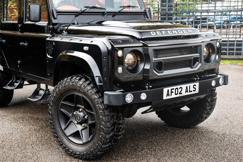 Kahn 打造全新定製 Land Rover Defender 改裝車型