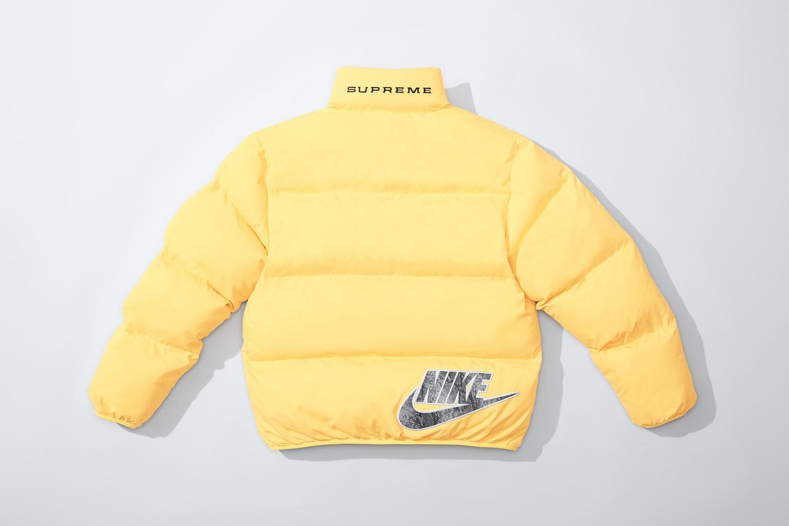 Supreme x Nike 2021 春夏聯乘系列正式發佈