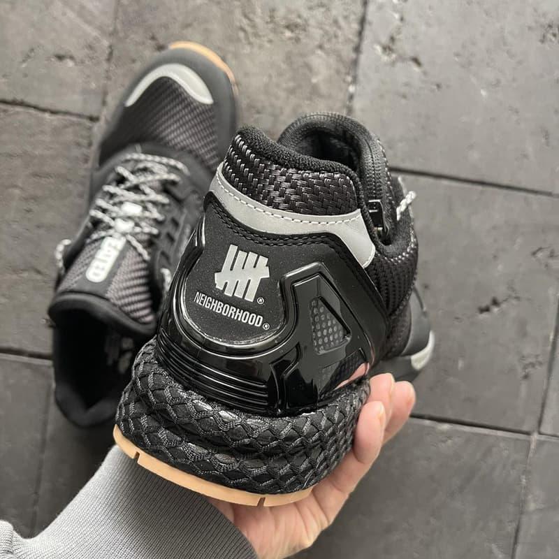 NEIGHBORHOOD x UNDEFEATED x adidas 最新三方聯名鞋款率先曝光