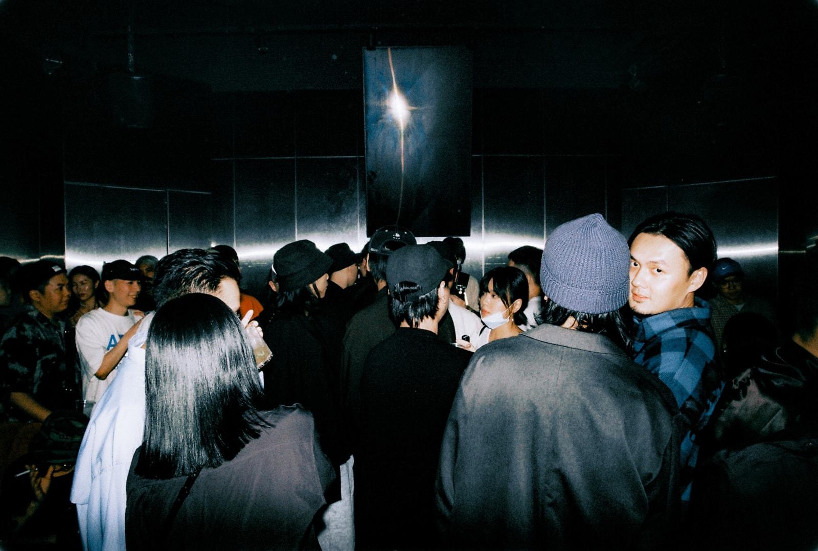 HYPEBEAST 現場直擊 PLATEAU STUDIO「線下聊天室」派對活動