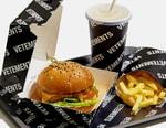 Vetements推出最新黑魂漢堡套餐