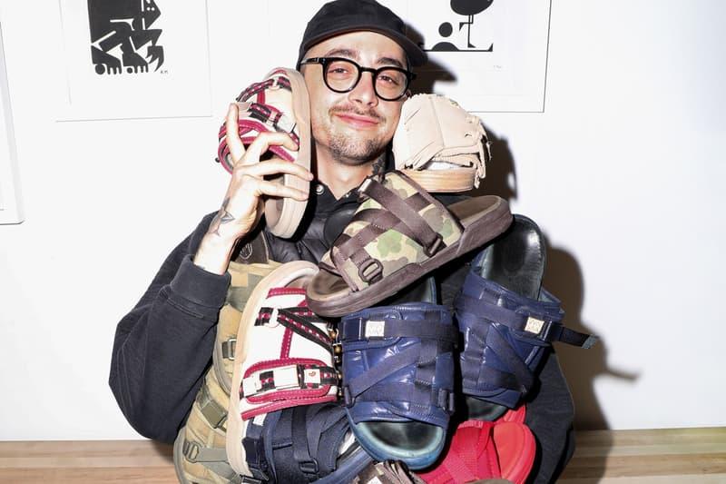 visvim Christo 拖鞋如何陪伴及影響 Mike Cherman 的事業曆程?| Sole Mates