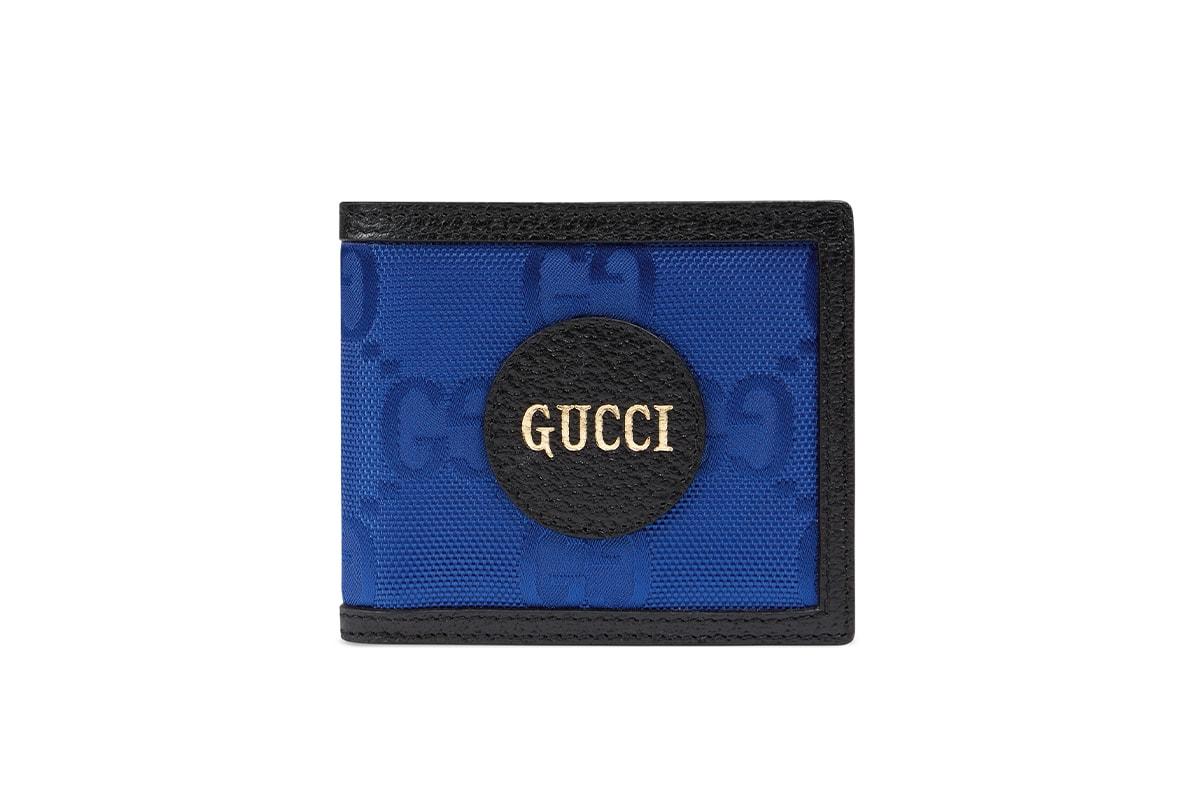 Gucci Off The Grid 系列換上全新「鈷藍」配色