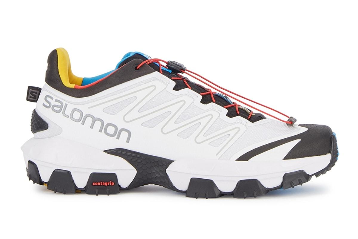 新世代戶外機能王者!HYPEBEAST 嚴選 7 款 SALOMON 系列鞋款推介
