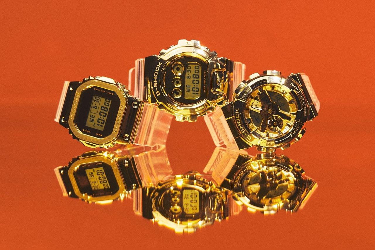 G-Shock 發表不銹鋼表圈 SG 系列