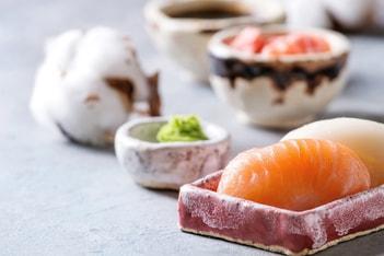 Picture of 調查顯示將芥末與醬油混合食用亦違反用餐禮儀