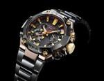 G-Shock 頂級錶型 MR-G 推出 25 週年限定版「華婆娑羅」錶款