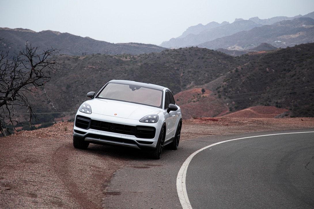 HYPEBEAST 率先近賞 Porsche 全新 2022 Cayenne Turbo GT 高性能車型