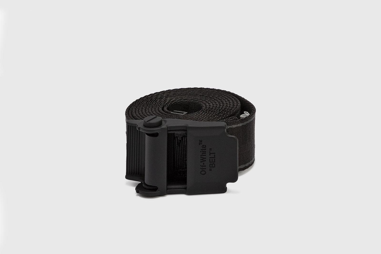 HYPEBEAST 嚴選 1017 ALYX 9SM、Off-White™  等品牌「腰帶」入手推薦