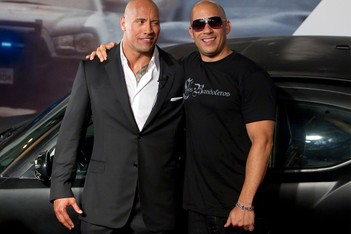 Picture of Dwayne Johnson 未來將不出演《Fast and Furious》續集