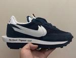 fragment design x sacai x Nike LDWaffle 三方聯名鞋款再次曝光