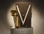 Louis Vuitton 官方訂製 NBA 總冠軍獎盃旅行箱正式登場