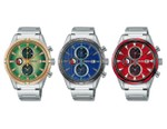 Seiko 推出 Pokémon 主題聯乘系列限量錶款