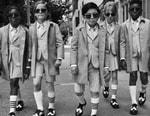 Thom Browne聯手紅遍全球童星 Alan Kim 演繹最新童裝系列形象大片