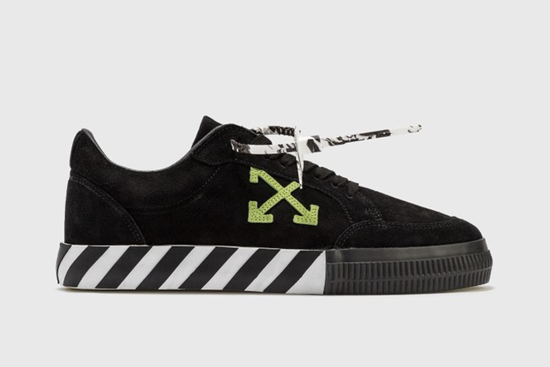 嚴選 Off-White™、New Balance、Converse 等品牌「黑色鞋履」入手推介