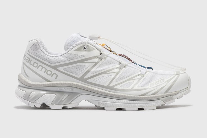 嚴選 Salomon、Hoka One One 與 Off-White™ 等品牌「白色鞋履」入手推介