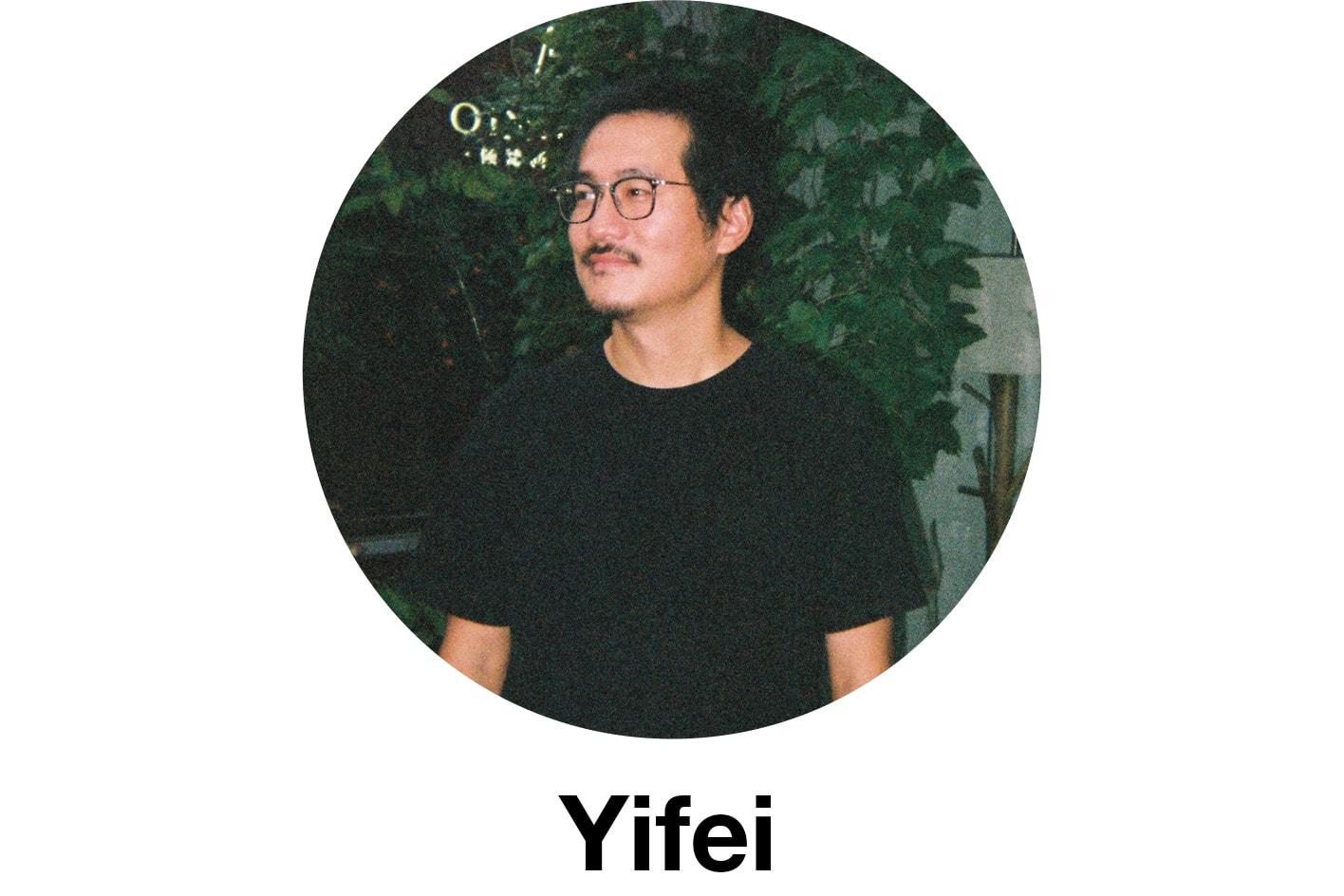 Yifei:地下俱樂部如何「篩選」客人? Solo Session