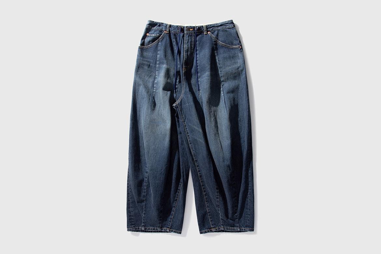 嚴選 Raf Simons、NEEDLES 及 Jil Sander 等人氣品牌「牛仔褲」入手推介