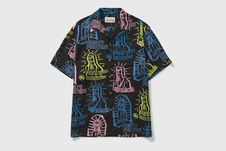 嚴選 Human Made、Prada 及 Wacko Maria 等人氣品牌「短袖襯衫」入手推介
