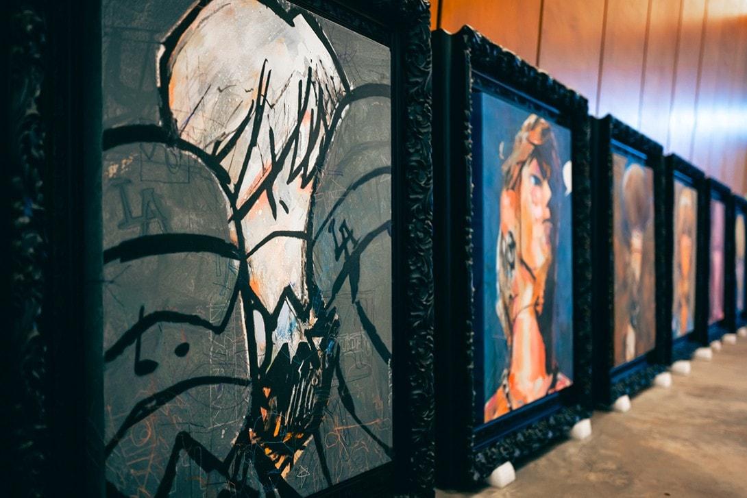 Studio Visits: Michael Lau 與「MAXX HEADROOM」工作空間