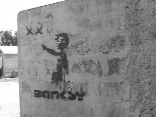 Banksy Piece Taken Down in Jamaica 126a583003e6