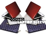 Goyard Laptop Sleeve