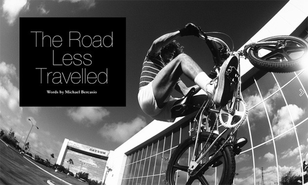 8ea77fc3f6 Inquiringmind - The Road Less Travelled  Bob Haro