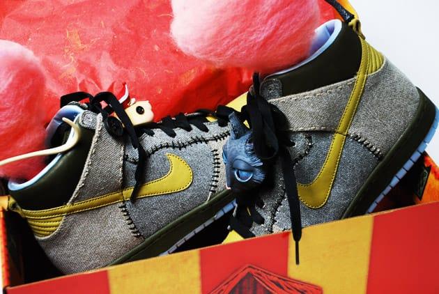 Nike Coraline Dunk High   HYPEBEAST