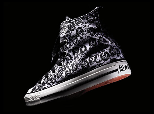 Ozzy Osbourne x Converse Chuck Taylor All-Stars b8f9c3571a