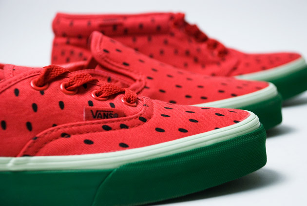 release date: huge discount lowest price Vans 2009 Spring Watermelon Womens Chukka | Era | Slip-On ...
