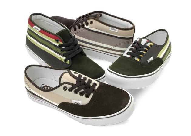 bb7948ad8faf58 Vans 2009 Spring Summer Striped Pack