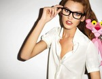 """Terry Richardson for ICB """"Girls Love the Pink Panther"""" Campaign"""