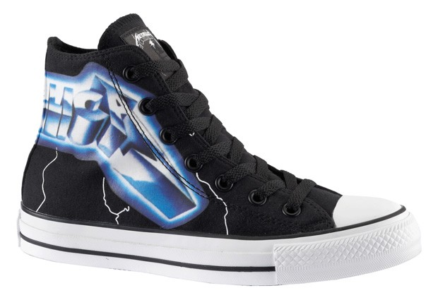 Metallica x Converse Chuck Taylor All