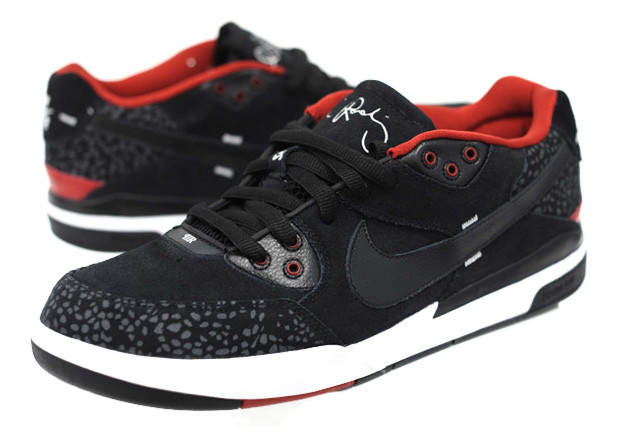 bfe7eb9b39 Nike SB Zoom Paul Rodriguez (P-Rod) III Black Red · Uncategorized Footwear