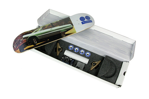 Nike SB x Plan B Paul Rodriguez Skateboard Package   HYPEBEAST