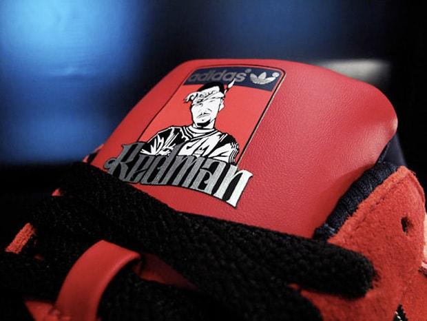 hielo Perla Matemático  Redman x adidas Superstar II Sneakers | HYPEBEAST