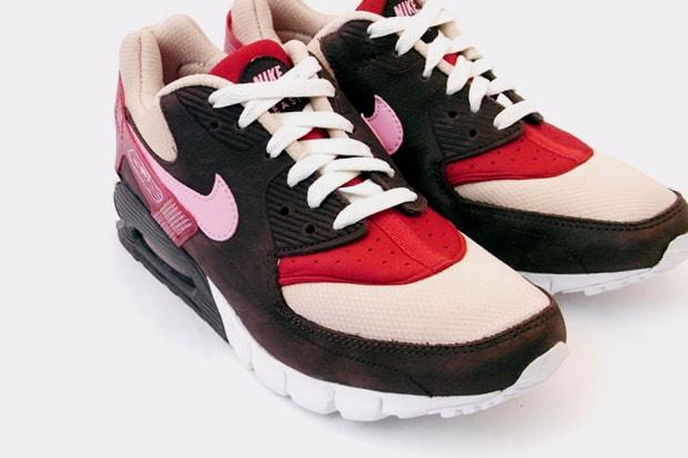 c71431da48 ... Bacon DQM x Nike Air Max 90 Current Huarache HYPEBEAST ...