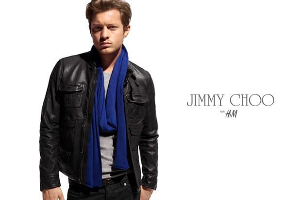 Jimmy Choo for H\u0026M 2009 Fall/Winter Men