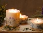 Munio Candela Hand Made Candles
