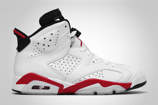 wholesale dealer adacc 3133c Air Jordan 6 Retro White Varsity Red-Black   HYPEBEAST